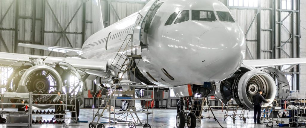 Cold Spray Technology can be used for the aerospace industry