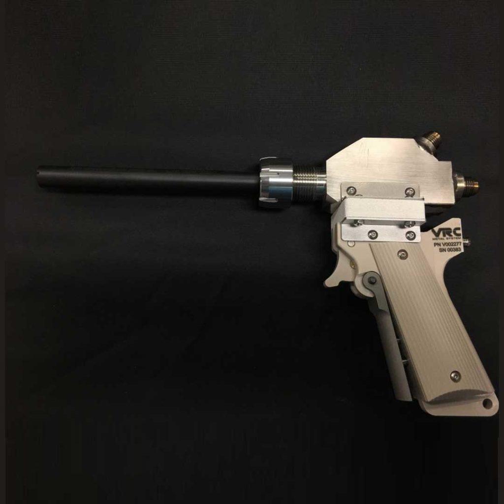 The VRC cold spray nozzle